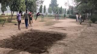 Delhi Police Best Long Jump and High Jump