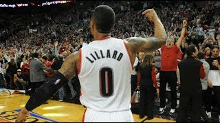 The BEST Plays of Damian Lillard's Career