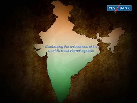 YES BANK Celebrates the uniqueness of the world's most vibrant republic