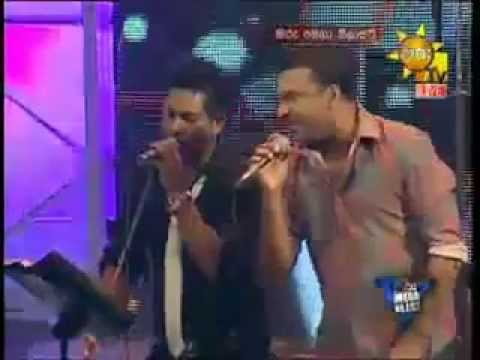 Amal Perera Mayam Thru Rene  With Flash Back(hiru Mega Blast2012) .avi video