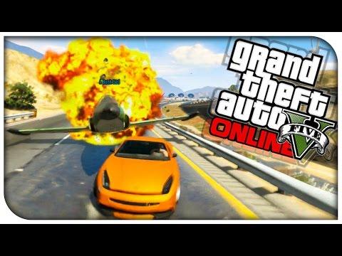 GTA 5 Online Fun Minigames - ARMAGEDDON RACE! (Part 1) [GTA V Stream Highlight]