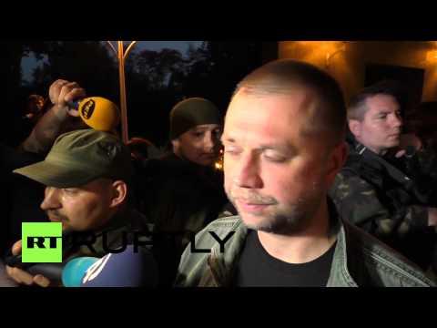 Ukraine: Four remaining OSCE observers set free