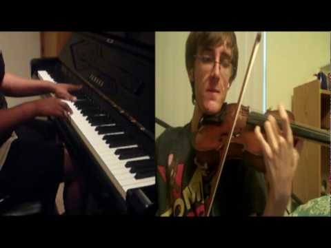 Yugioh: Theme Song (piano And Violin Collaboration) video