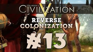 Civilization 5: Deity Twins Reverse Colonization #13