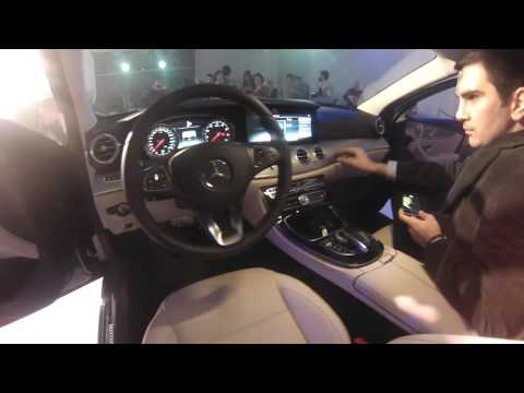 Noul Mercedes clasa E 2016