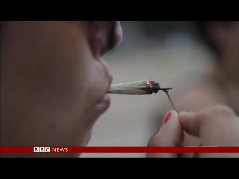 URUGUAY: FIRST COUNTRY TO LEGALISE MARIJUANA - BBC NEWS