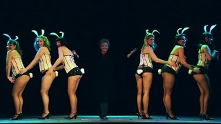 Cin City Burlesque - The Bunny Hop