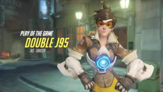 Tracer of the Game! Overwatch: Funny PotG