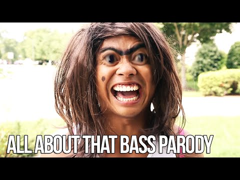 ALL ABOUT THE CHASE (ALL ABOUT THAT BASS PARODY)