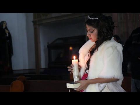 XV Años Lizbeth Ahuacatlán de Guadalupe, Pinal de Amoles, Qro.