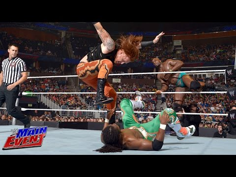 Big E & Kofi Kingston vs. Heath Slater & Titus O'Neil: WWE Main Event, July 22, 2014