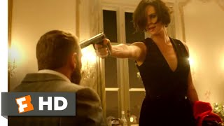 Atomic Blonde (2017) - I Never Worked for You Scene (10/10) | Movieclips