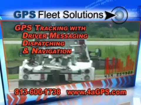 GPS Fleet Solutions Improves Fleet Efficiency