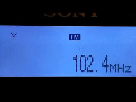 102.4 T Radio Tausa Colombia en Chile - FM DX