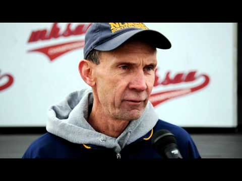 Gary Neal - North Muskegon High School Head Coach - 2010 MHSAA LP XC FInals D4 Boys Team Champs