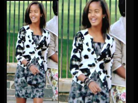 Malia Obama's first job with Steven Spielberg