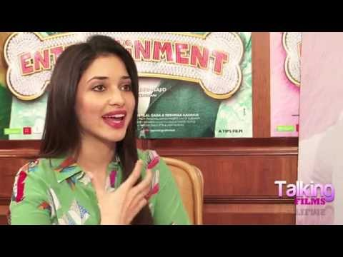 Entertainment: Tamannaah Bhatia Exclusive Interview part lV