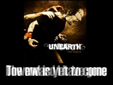 Grave of Oppurtunity - Unearth {LYRICS!}