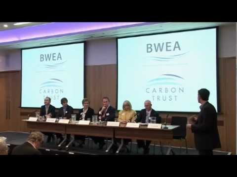 Offshore wind debate: Meet the panel and start of debate