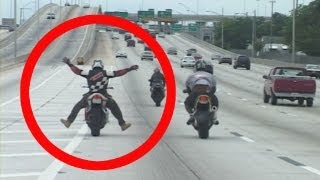 Bike Tricks & Stunts Miami I-95 South