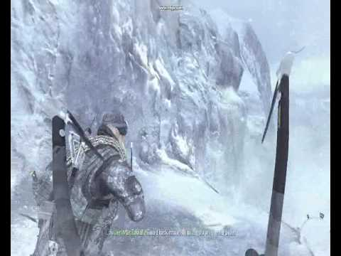 Tribute to ,,Soap,, MacTavish COD4 Modern Warfare 2