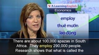 Anh ngữ đặc biệt: Informal Markets