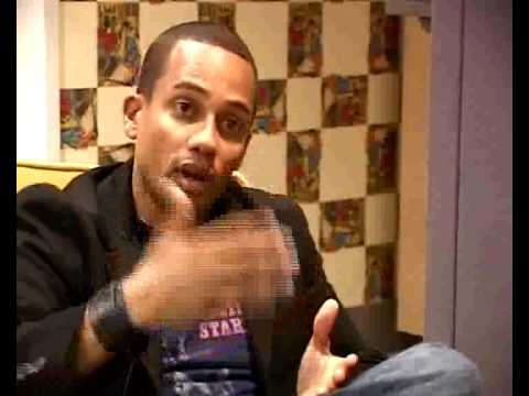 Meet Hill Harper