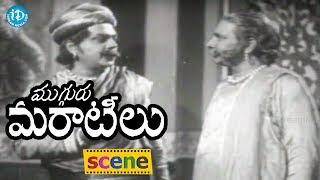 Mugguru Maratilu Movie Scenes - Kakaji Worries About His Brothers || C. H. Narayana Rao