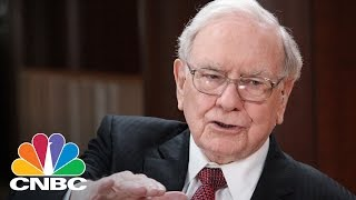 Negative Rates 'Distort' Everything: Warren Buffett | CNBC