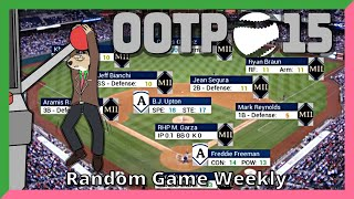 Out of the Park Baseball 15 — Certainly my worst idea — Yahweasel's Random Game Weekly