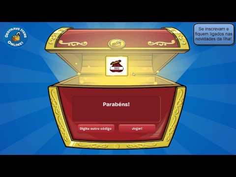 Club Penguin - Dois códigos de 500 moedas - Livre para todos - Setembro de 2012