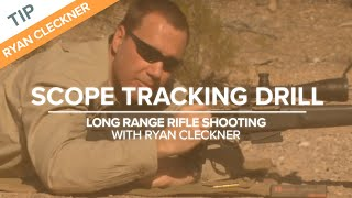 Scope Tracking Drill - Long Range Shooting Technique