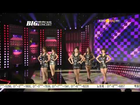 111101 Nine Muses-figaro+no Playboy kbs Joy 5th Annivesary Big Concert video