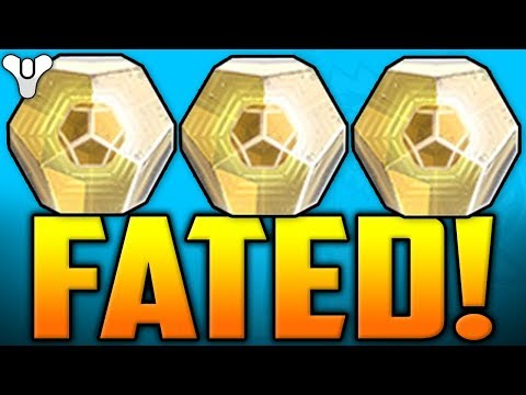 Destiny 2 - FATED EXOTIC ENGRAMS - How They Work - GLITCHED?? - How TO Get Exotics You Don't Have