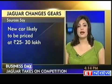 Tata-owned Jaguar plans entry-level Sedan