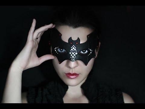 Как сделать маски для хэллоуина видео