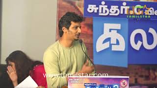Kalakalappu 2 Movie Press Meet