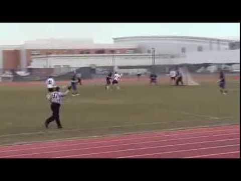 ASA College Lacrosse - Kyle Hubbard