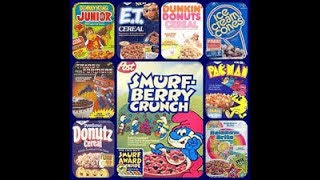 *The Cereal Man* Top 5 discontinued cereals