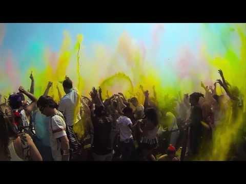 ZIM - HOLI Festival das Cores - São Paulo