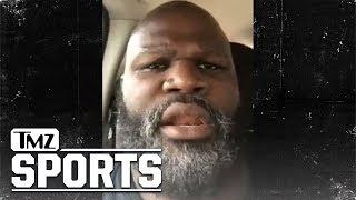 WWE's Mark Henry Says There's '50-50' Split Among Black Wrestlers Over Hulk's Return | TMZ Sports