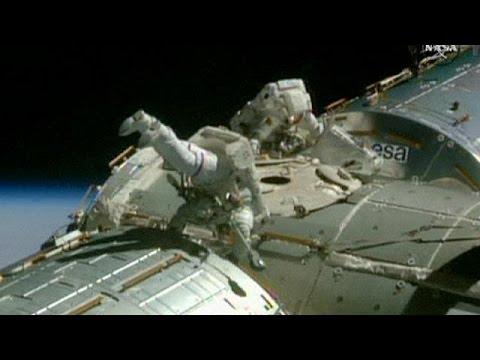 مهمة فضائية خارج المحطة الدولية