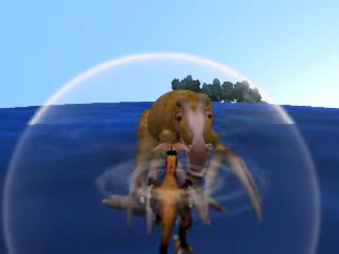 Spore Dino Planet Episode 1: Thragoraptor's Journey Part 2