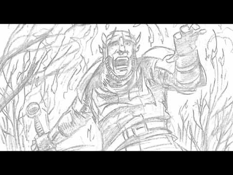 Dante's Inferno Animated - Animatic #1