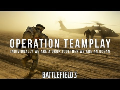 BF3: Amazing Teamplay (Multiple POV Sniper & Assaults)