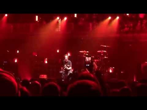 """""""I Won't Back Down"""" Pearl Jam covering Tom Petty at the Bradley Center Milwaukee 10/20/14"""