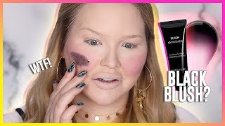 Download Lagu WORLD'S WORST BLUSH?? Testing BLACK CREAM BLUSH! Gratis STAFABAND