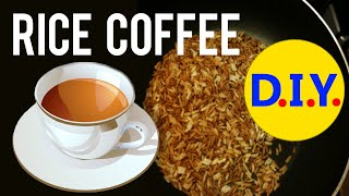 Rice Coffee For Acid Reflux DIY coffee at home
