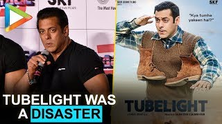 """Salman Khan: """"Tubelight was a DISASTER then I am honored..."""" 