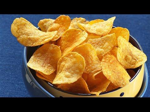 Как самому сделать чипсы 161